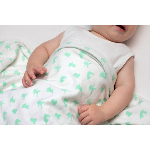 Organic Cotton Unisex Baby Blanket - BuyMeOnce Direct - BuyMeOnce UK