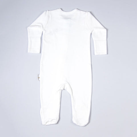 Organic Baby Cotton Sleepsuit - BuyMeOnce Direct - BuyMeOnce UK