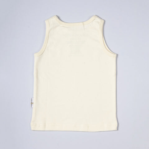 Organic Cotton Sleeveless Toddler Vest - BuyMeOnce Direct - BuyMeOnce UK