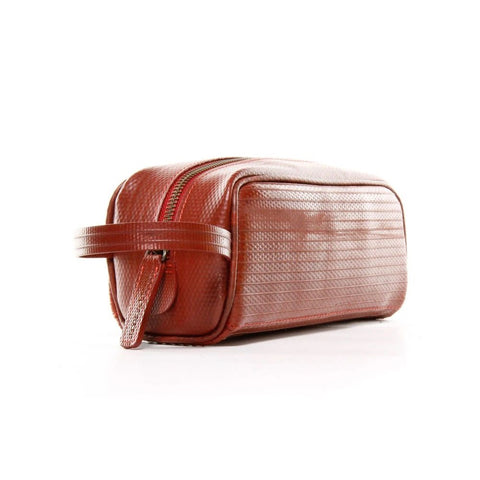 Reclaimed Fire Hose Travel Case - Buy Me Once UK