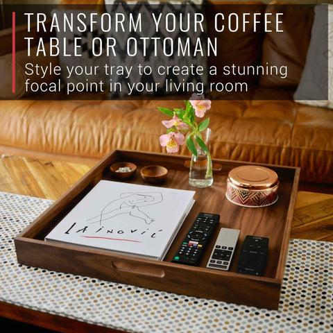 Wooden Tray - BuyMeOnce Direct - BuyMeOnce UK