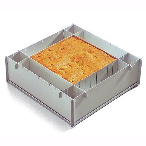 Alan Silverwood Multisize Foldaway Cake Pan Buymeonce Uk