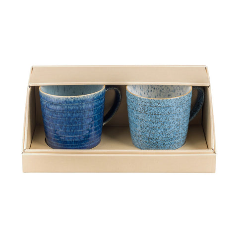 Studio Blue Set of 2 Mugs - BuyMeOnce Direct - BuyMeOnce UK