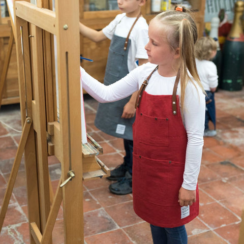 Child's Original Canvas Apron - BuyMeOnce Direct - BuyMeOnce UK