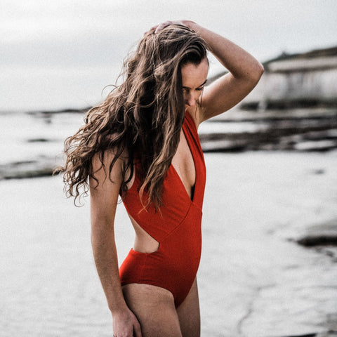 The Cut Out Recycled Swimsuit - BuyMeOnce Direct - BuyMeOnce UK