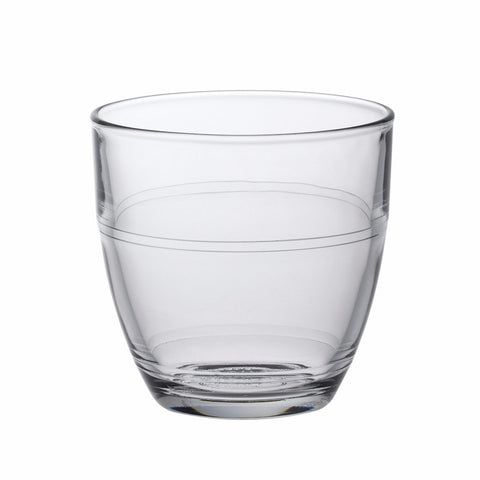 Gigogne Clear Glass Tumbler, 160ml, Pack of 6