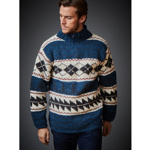 Edmund Knit Argyle - BuyMeOnce Direct - BuyMeOnce UK