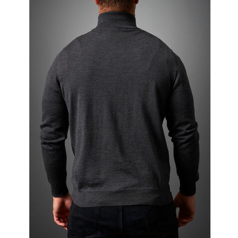 Merino Half Zip - BuyMeOnce Direct - BuyMeOnce UK