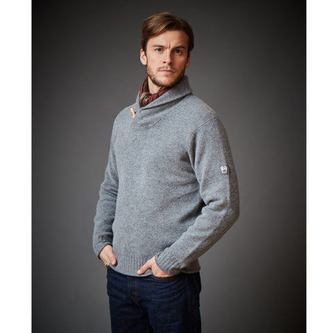 South Col Shawl Collar Sweater