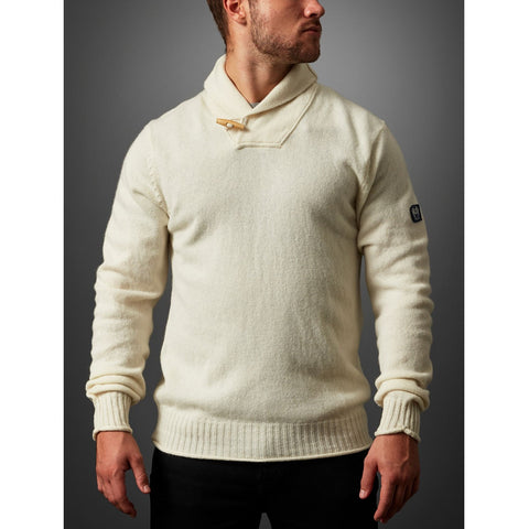 South Col Shawl Collar Sweater - BuyMeOnce Direct - BuyMeOnce UK