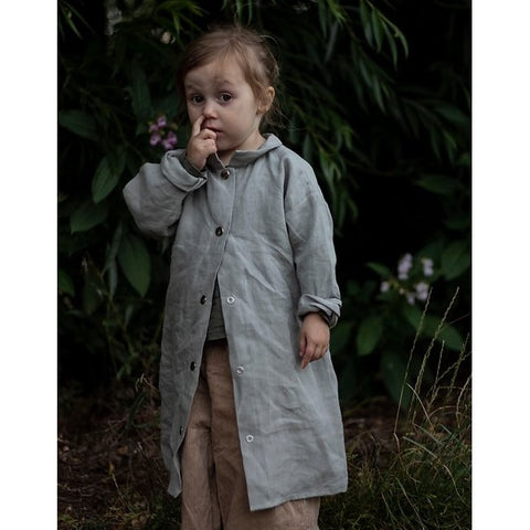 Children's Linen Dress