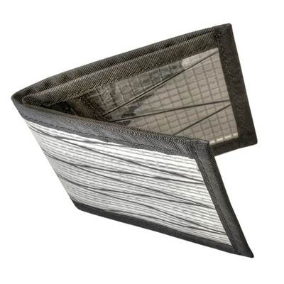 Recycled Sailcloth Vanguard Billfold Wallet -  - BuyMeOnce UK
