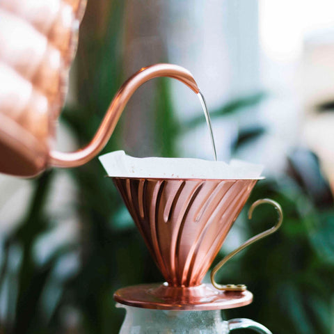 V60 Copper Coffee Dripper -  - BuyMeOnce UK