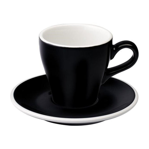Tulip Cappuccino Cup and Saucer Set -  - BuyMeOnce UK