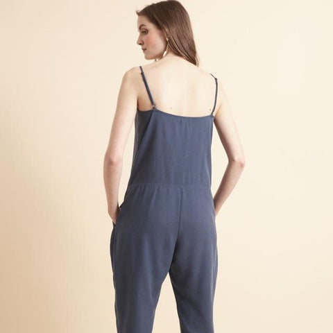Modal Strappy Jumpsuit