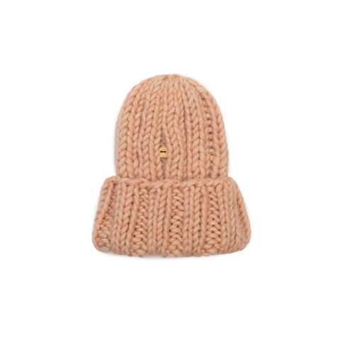 Kids' Muffi Woolly Hat, Pink