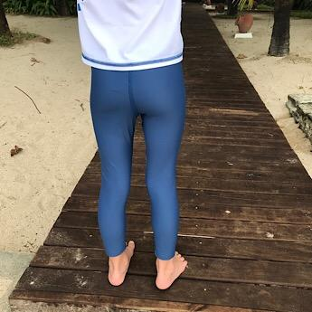 Recycled Kids' Long Swim Leggings - BuyMeOnce Direct - BuyMeOnce UK
