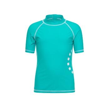 Recycled Short Sleeve Kids' Swimming Top - BuyMeOnce Direct - BuyMeOnce UK