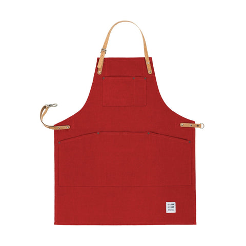Original Canvas Apron, Factory Red - BuyMeOnce Direct - BuyMeOnce UK