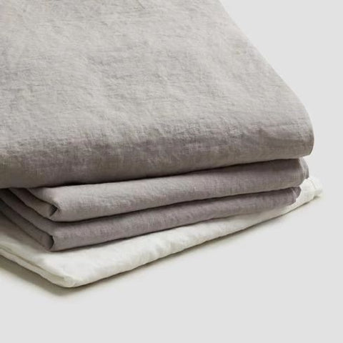 Basic Bed Linen Bundle, Dove Grey - BuyMeOnce Direct - BuyMeOnce UK