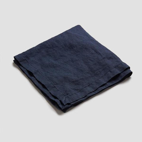 Navy Linen Napkin - BuyMeOnce Direct - BuyMeOnce UK
