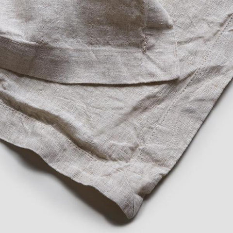 Oatmeal Linen Tablecloth - BuyMeOnce Direct - BuyMeOnce UK