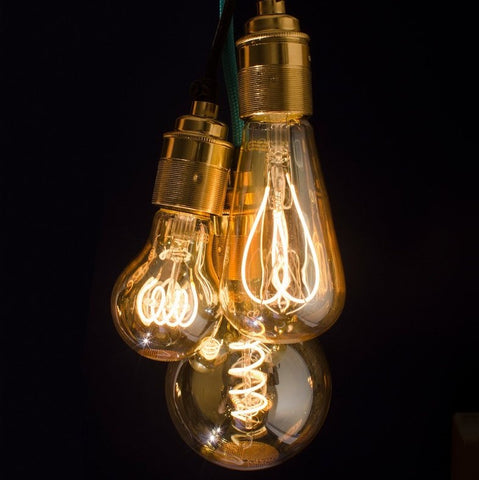 Whirly Willis LED Filament Light Bulb - BuyMeOnce Direct - BuyMeOnce UK