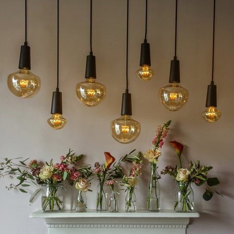 Willow LED Filament Light Bulb