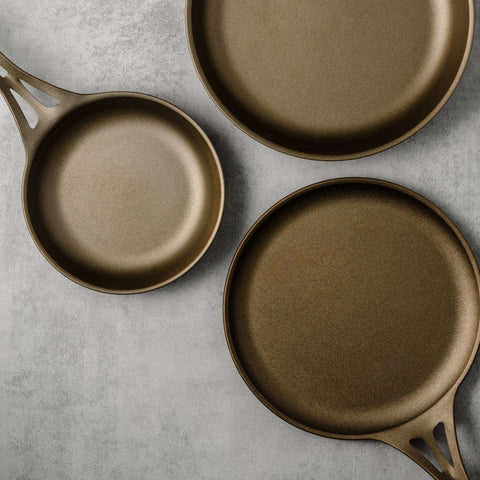Aus-Ion Seamless Satin Skillet - BuyMeOnce Direct - BuyMeOnce UK