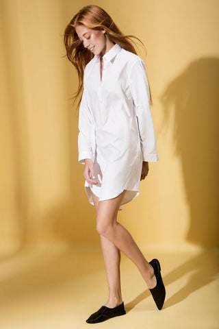 Anni Shirt Dress