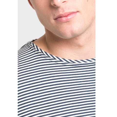 Men's Short Sleeve Striped T-shirt - BuyMeOnce Direct - BuyMeOnce UK
