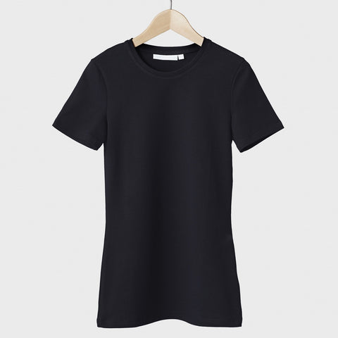 Women's Fitted Short Sleeve T-Shirt - BuyMeOnce Direct - BuyMeOnce UK