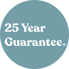 25 Year guarantee icon
