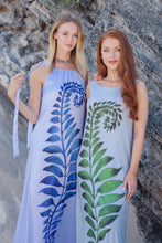 Dress - Xoa - Fern - Indigo