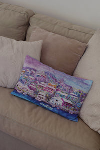 Cushion Cover - Flatts Village