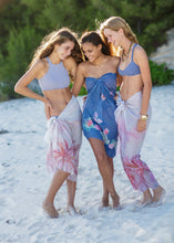 Sarong - Heart of Palms - Sunset
