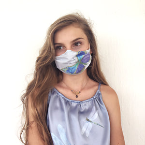 2020 Reusable Mask - adult designs $15-20