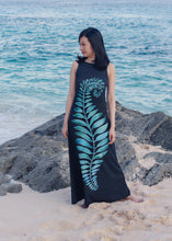 Dress - Quincy - Feather Fern - Teal