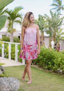 Dress - Xoa Pea - Heart of Palms - Sunset