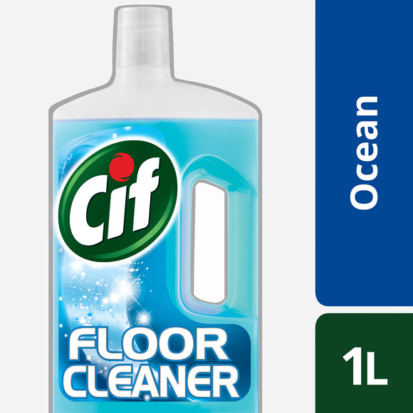 Cif Liquid Floor Cleaner Ocean Fresh, 1L
