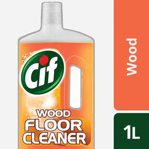 Cif Wood Floor Cleaner Camomile, 1L