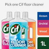 Cif Advanced Cleaning Kit (8 products)