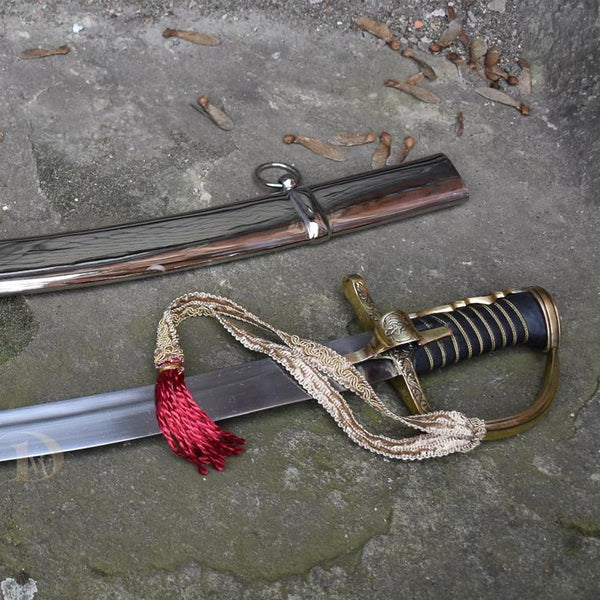 Polish Hussars Saber with Scabbard 1750