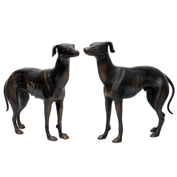 Hunting Dogs Figurines Set
