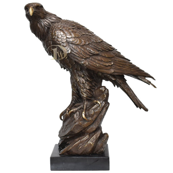 The Eagle Bronze Sculpture