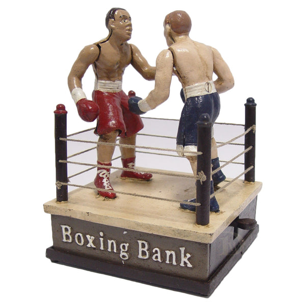 Mechanical Bank The Boxing