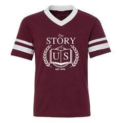 TSOU CREST FOOTBALL SHIRT