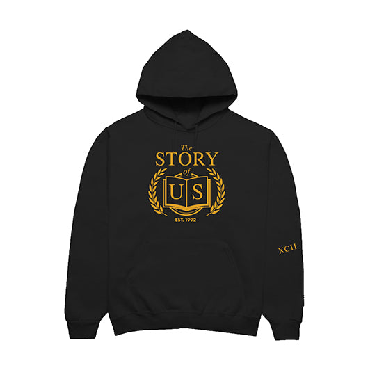 TSOU CREST PULLOVER HOODIE