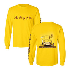 """The Story Of Us"" Long Sleeve"