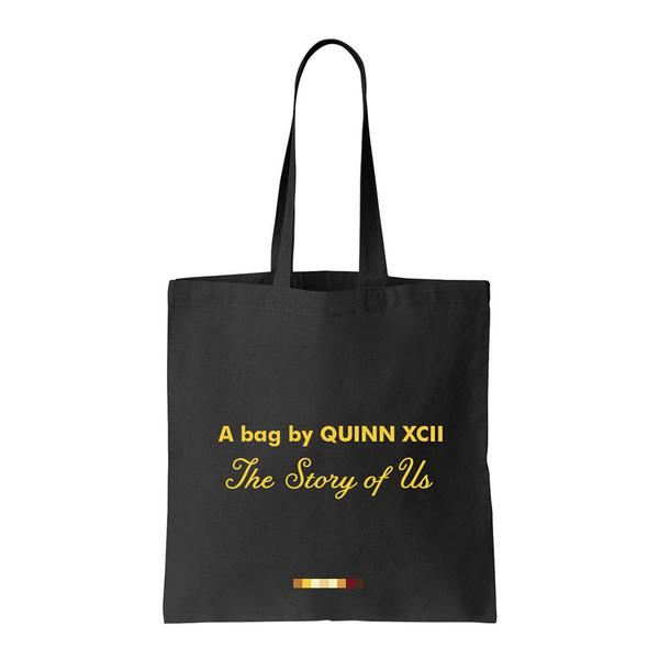 """A Bag By Quinn XCII"" Tote Bag"